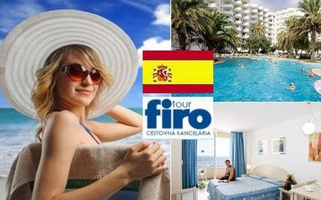 FIRST MINUTE na 11 alebo 12 dní na MALORKU so službami ALL INCLUSIVE do 3* hotela Playa Dorada od CK FIRO TOUR! Zabezpečte si dovolenku už teraz! Odlety z BA!