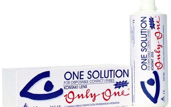 2x 360ml - italský roztok na čočky OnlyOne
