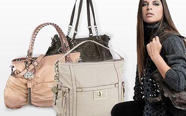 Vsaďte při koupi na kvalitu. Kabelky FORNARINA patří mezi elitu. 70% sleva na luxusní kabelku dle Vašich představ od italské značky Fornarina. Vyberte si praktický módní doplněk.