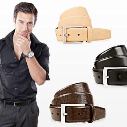 Pánové, dopřejte si luxus! Pásek značky VINCENZO BORETTI je exkluzivní kus. 50% sleva na pánský pásek z pravé kůže značky VINCENZO BORETTI. Pásek v 5 barvách a různých délkách. Ideální dárek pro každého muže.