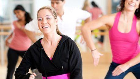 Vyzkoušejte něco nového. Na Pilates - Zumba party rozhýbejte své tělo! Přihlaste se na 4-hodinovou Pilates - Zumba party s 60% slevou.