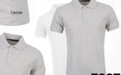 Dopřejte si u oblečení kvalitu! Zařaďte tričko Calvin Klein do šatníku. 53% sleva na pánské polo tričko Calvin Klein, materiál - 100% bavlna. Kvalitní kousek, který využijete při mnoha příležitostech.
