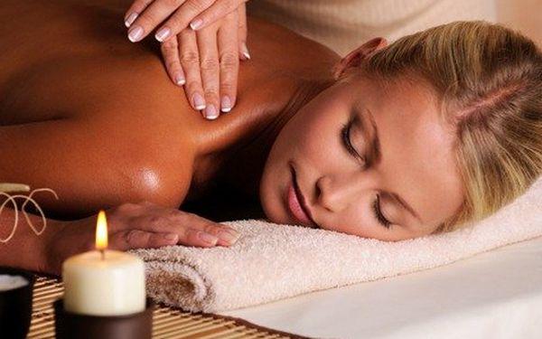 Uvolněte svaly a zažeňte stres relaxační masáží se slevou 67 %!