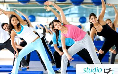 3x 60 minut aerobiku! Zacvičte si u posilovacího aerobiku, stepu nebo body intervalu a spalte tuky!