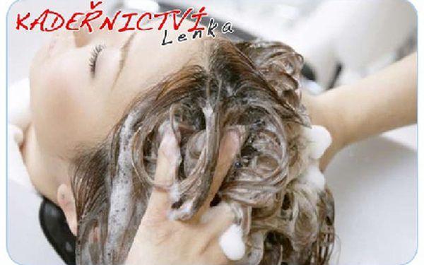 Mytí, střih, foukaná, styling - buďte krásná a stylová za každých okolností!