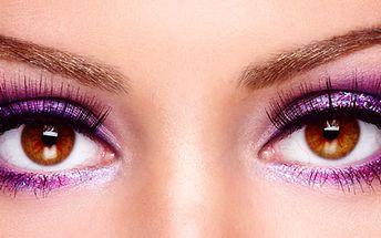 899 Kč za prodloužení řas a 1. doplnění zdarma. Dlouhé husté řasy Emporio Lashes® a krásné výrazné oči díky metodě řasa na řasu.