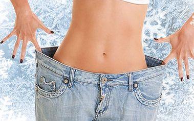 Hubnete příliš pomalu?! Kryolipolýza Vás zbaví tukového obalu. 92% sleva na kryolipolýzu na Vámi zvolené partie na klinice ESTHETIC LASER CLINIC v Ostravě.