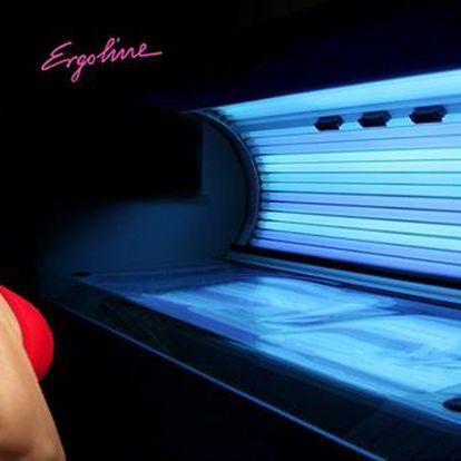 Získejte krásné opálení na turbo solariu Ergoline za skvělou cenu. Minuta pouze 5 Kč! Připravte svoji kůži na léto a předcházejte spálení kůže na dovolené. Navštivte STUDIO NEXT v centru Zlína.