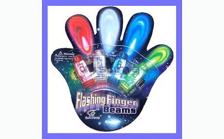LED FINGER LASER – svítící prsty za pouhých 89,- Kč! Buď in na každé párty nyní se slevou 49 %!