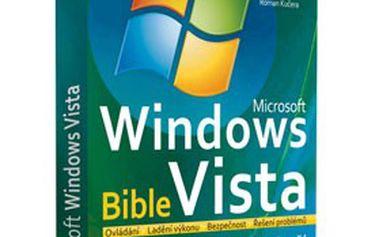 Knižní bestseller – bible microsoft windows vista. Vše důležité + nejlepší tipy & triky pro práci s počítačem!