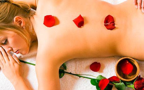 Vanilková nebo růžová masáž pro páry za fantastických 899 Kč! Užijte si svoji blízkost a zároveň uvolnění i napětí z mimořádného zážitku. Blahodárné učinky masáže na tělo i mysl. Valentýn se blíží, užijte si spolu romantiky a klidu. Sleva 44 %!