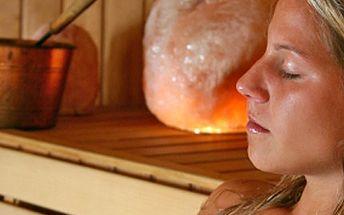 Bojujte proti stresu a únavě. Pobyt v solné jeskyni uleví tělu i hlavě. 61% sleva na 2 vstupy do solné jeskyně v délce 45 minut + 2x terapii v masážním křesle.