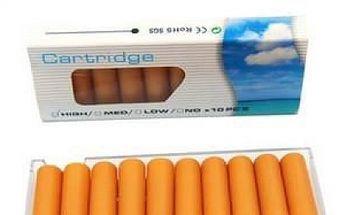 Náhradní náplně do elektronické cigarety health jen za 111 kč vč. Poštovného