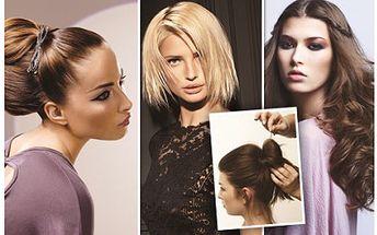 Barvení vlasů profesionálními barvami se slevou 67% za bezkonkurenčních 399Kč!!! Zaujměte zářivým účesem!!!