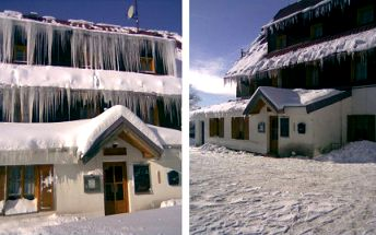 3 denní pobyt s POLOPENZÍ v horském hotelu za SKVĚLÝCH 590 Kč PLUS 10% sleva na konzumaci v hotelové resturaci ! Ideální pro party lyžařů, sjezdařů, snowboarďáků, rodiny s dětmi, individuální pobytovou rekreacii ! Nástup do běžecké stopy 300 m od hotelu.