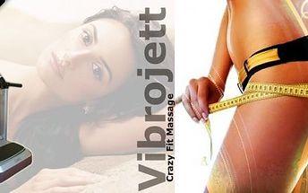 Vibrační posilovací stroj VIBROJETT-1, permanentka na 10 vstupů jen za 499Kč! Chcete mít pevné a pěkně tvarované tělo? Cvičte pravidelně na Vibrojettu. Sleva 75%.