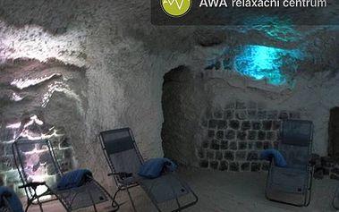 Solná jeskyně – 5 x 45 minutový ozdravný pobyt! Zlepšete imunitu, dýchací i kožní problémy díky solným výparům!