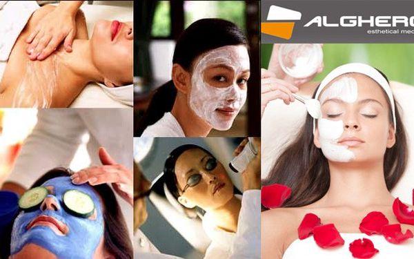 Za pouhých 499 Kč si můžete vybrat z pěti druhů luxusního kosmetického ošetření pleti - 60 min. Přímo v centru Prahy!