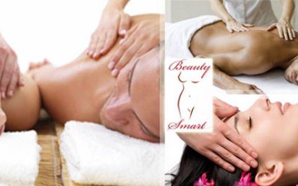 Pouze od 199 Kč za luxusní masáže dle Vašeho výběru. Je libo sportovní, medovou, čokoládovou masáž nebo čokoládovou terapii? Přijďte si odpočinout a nabrat novou sílu do salonu BEAUTY&SMART.