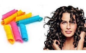 16 kusů MAGICKÝCH NATÁČEK na různé délky vlasů a komu háček, za skvělou cenu 125 Kč. Pro krásný účes už nemusíte chodit do kadeřnictví.