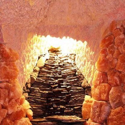 Tři vstupy do solné jeskyně za 190 Kč!