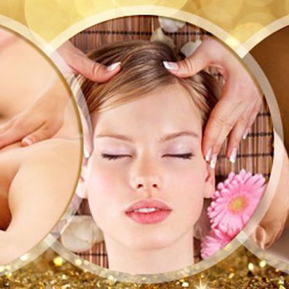 Jednodenní nebo dvoudenní certifikované masérské kurzy! Naučte se thajskou masáž nohou, indickou masáž hlavy, lymfodrenáž a mnoho dalších.