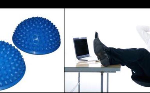 Hýčkejte svoje nohy díky jedinečné podložce nyní se slevou 40%! Praktická pomůcka – masážní podložka na chodidla – ježek za pouhých 84 Kč!