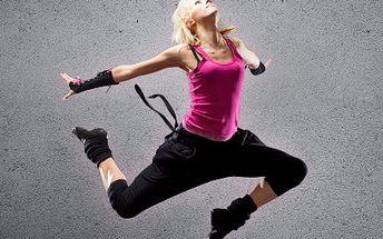 Roztancujte boky a naučte se nové kroky. 70 Kč za 1 hodinu tance dle výběru v Kredance.