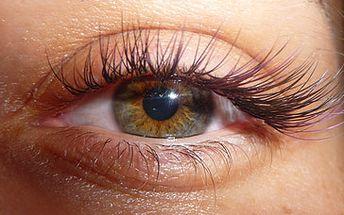 Dodejte Vašemu pohledu smyslnost a jiskru za fantastických 990 Kč! Prodloužení řas metodou řasa na řasu se super slevou 78 %!Orámujte Vaše oči neodolatelnou délkou a objemem řas!