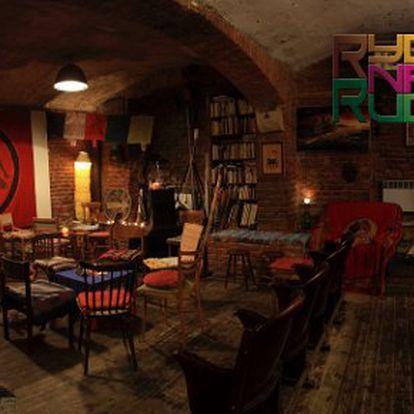 Vodní dýmka + 2 ks toastu dle výběru + 2 dcl vína v čajovně a klubu Rybanaruby! KONČÍ!