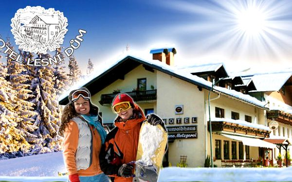 Super akce! 6denní balíček pro 2 osoby s polopenzí, až 30% slevou na skipasy, horkým nápojem, welcome drinkem v ráji lyžařů – bavorská železná ruda za 5 990 kč! Užívejte si dovolenou v německu za české ceny! Skvělé i pro rodiny s dětmi!