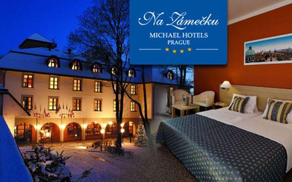 Jedinečných 2 499Kč za luxusní ubytování pro 2 osoby na 3 dny, poukaz na večeři v hodnotě 500Kč, láhev vína, vstup do hotelového fitness v hodnotě 600Kč. Ušetříte 40 %.