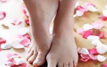 Přístrojová pedikúra za pouhých 180 Kč. Získejte kompletní 90ti minutovou pedikúru se zábalem pro regeneraci Vašich nohou seslevou 40 %. Pečujte o své nožky a ony Vám to oplatí!