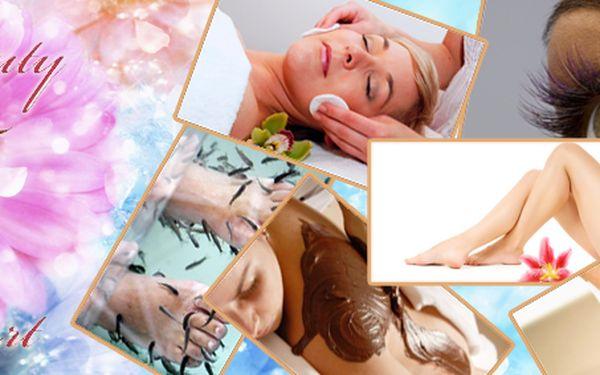 Dárkový poukaz v různých cenových hodnotách, který lze čerpat na jakoukoliv službu i na více návštěv v oblíbeném studiu BeautySmart!