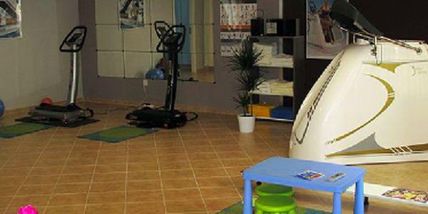 Vibrační stroj DKN Fitness na Kladně! 10 min na DKN = 1 hodina v posilovně! 30 minut jen za 59,-. Revoluce v kondičním i posilovacím cvičení! Výsledkem je neuvěřitelné zlepšení kondice po pár cvičeních. HIT SVĚTOVÝCH CELEBRIT!
