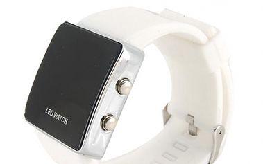 LED hodinky, které ohromí Vás i Vaše okolí! TOP módní doplněk s 52 % slevou!