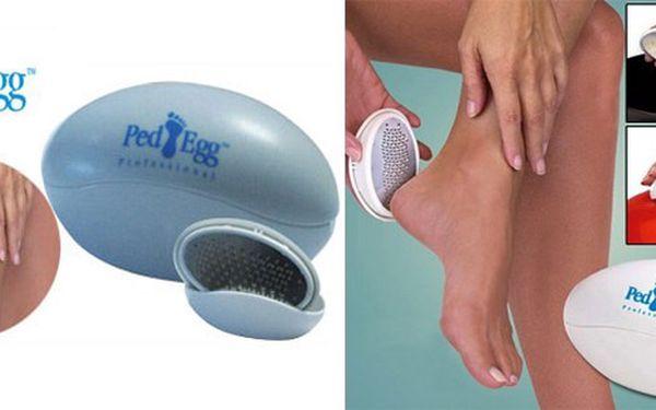 Vyzkoušejte nový Ped Egg pro krásné a dokonale hebké nohy. Nyní za skvělou cenu 99,-Kč vč. POŠTOVNÉHO!!!!