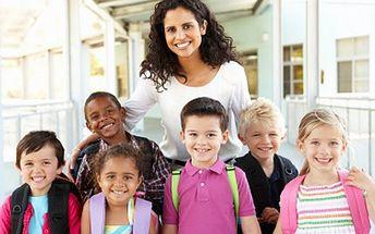 KURZ ANGLIČTINY pro Vaše děti. Dopřejte jim potřebné vzdělání už od mládí. 50% sleva na kurz angličtiny pro děti od 3 let. 18 vyučovacích hodin po 45 minutách, každý týden jedna hodina od února do června.