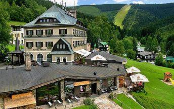 3denní jarní relax v ****Hotelu Praha v centru Špindlerova Mlýna