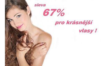 Super nabídka! Kvalitní prodloužení z pravých evropských vlasů šetrnou a kvalitní metodou!