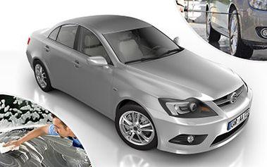 Vyjeďte s čistým autem hrdě do provozu! 50% sleva na precizní RUČNÍ MYTÍ exteriéru a odstranění nepříjemných oděrek v laku a při koupi 2 voucherů i čištění interiéru.