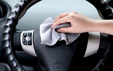 Kupte si ČIŠTĚNÍ INTERIÉRU! Váš automobil si zaslouží změnu. 269 Kč za čištění vozidla zahrnující- luxování, ošetření plastů, leštění skel+ mokré čištění čalounění.