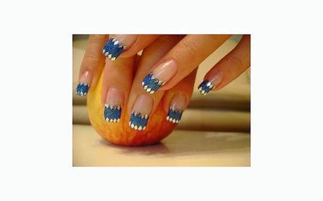 30% sleva na novou modelaci gelových nehtů s permanentní francií! Exkluzivní a neopakovatelná nabídka!