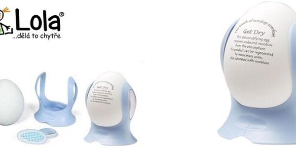 Pohlcovač vlhkosti zajistí sucho u Vás doma, či v kanceláři.Absorpční granule pohltí až 80 cm3 vlhkosti ! Jednoduchá obsluha.