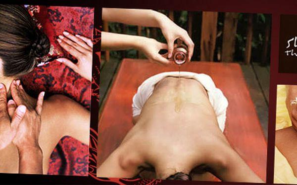 Úžasné 60-90minutové masáže v krásném salonu Shanti. Zkušené thajské masérky, designové prostory a dokonalý relax.