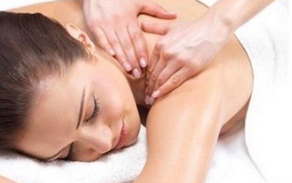 Poukaz na klasickou masáž, která je ideální na uvolnění zatuhlé šíje, při bolestech zad, pro regeneraci po sportovním a pracovním výkonu.