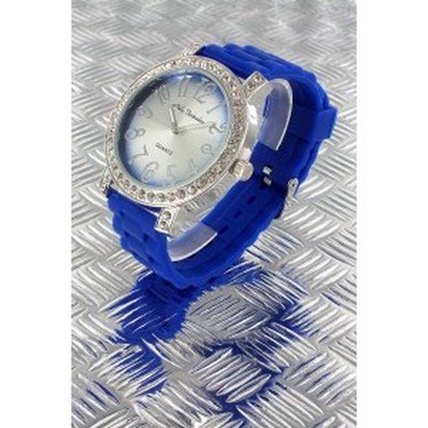Barevý svět Fordatos - dámské hodinky - vyberte si 11 druhů barev jen za 399kč super akce od www.krasnehodinky.cz