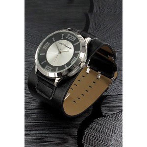 Kožené hodinky Fortado 4 druhy jen za 399kč