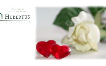 Romantický wellness pobyt plný pohody v hotelu hubertus v lázních kynžvart pro dva s polopenzí!