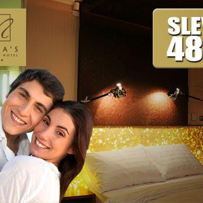 Pobyt na 3 dny pro 2 osoby v luxusním Hotelu Mama 's **** v Bratislavě
